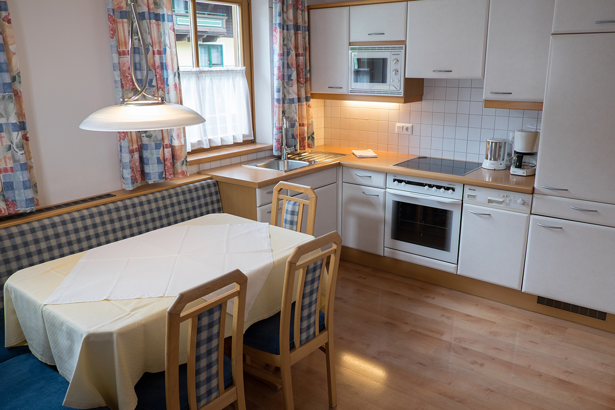 Haus Daniela in Hinterglemm - Wohlfühlambiente garantiert